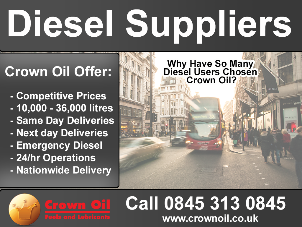 Diesel Suppliers | Call now for the best diesel price