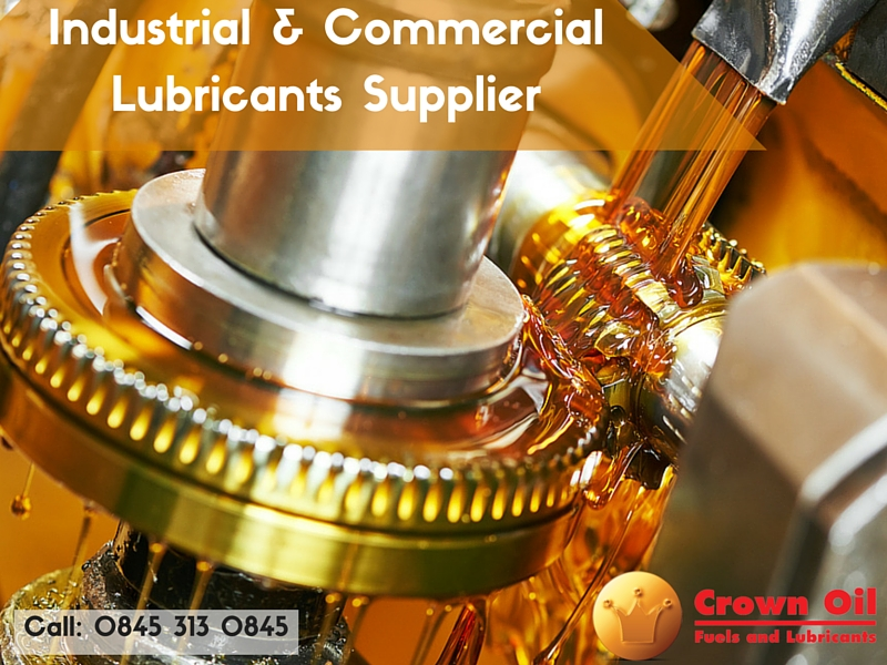 Industrial & Commercial Lubricants Supplier