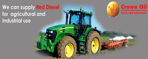 Tractor fuel supplier - Red diesel for farmers