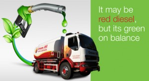 Carbon Offset Red Diesel | Green Diesel | Green Commercial Fuels