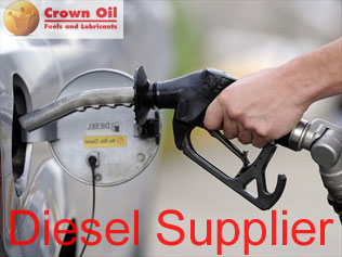 diesel supplier's prices