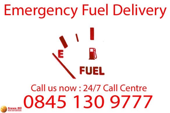 emergency fuel delivery - red diesel, diesel, kerosene and oil