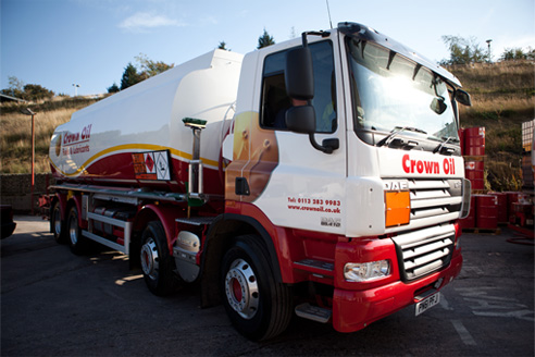 Crown Oil - derv - diesel supplier - fuels