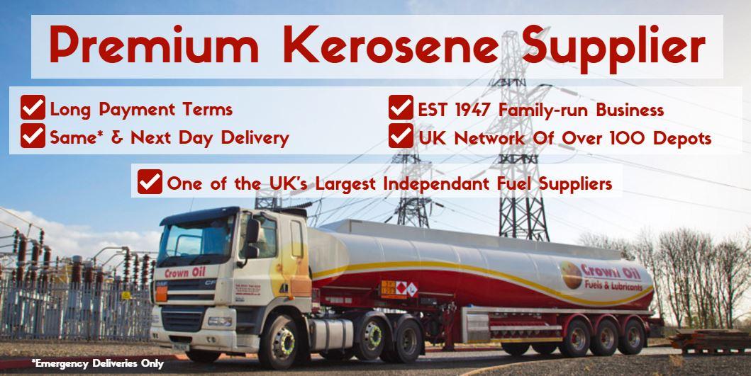 premium kerosene fuel supplier
