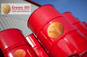 Red Diesel Barrels - Gas Oil