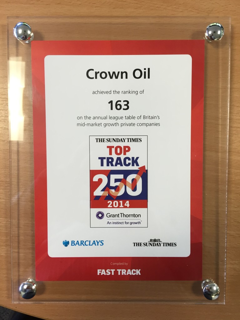 Top Track 250 - Crown Oil