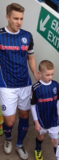 Rochdale AFC Promoted
