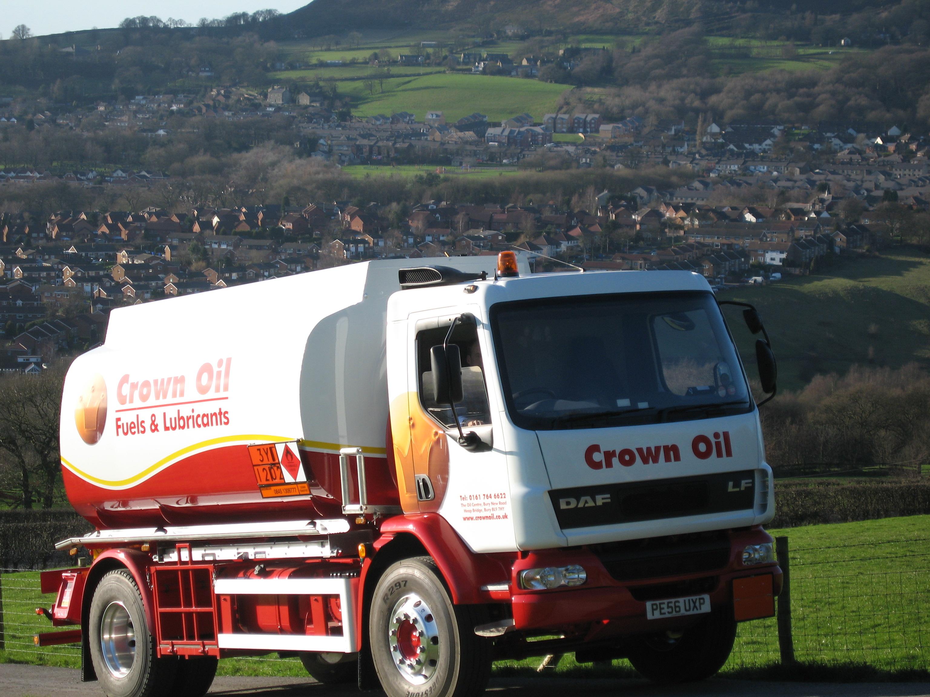Oil fuel distributors - Crown Oil Ltd