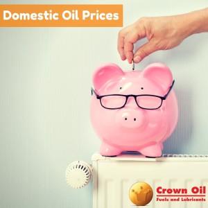 Domestic Oil Prices