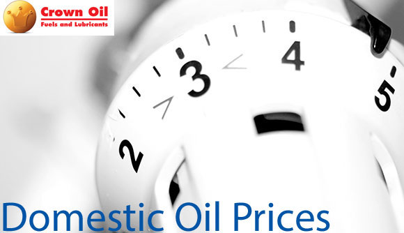 Domestic Fuel Oil Prices - Get the best domestic heating oil prices in the UK