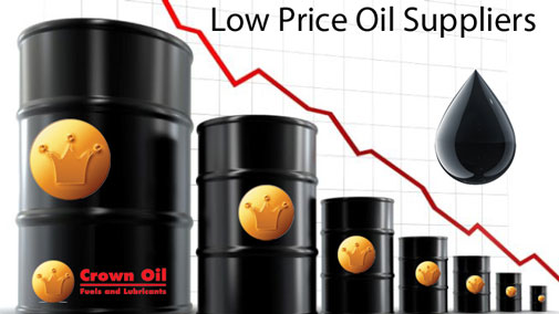 low price oil suppliers