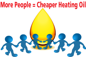 joing an heating oil buying group