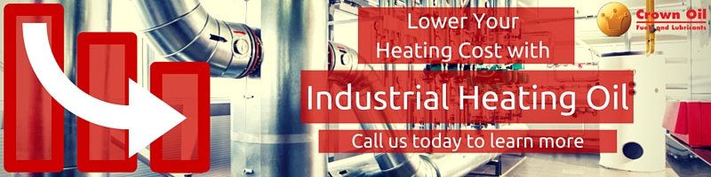 Industrial heating oil will save you money