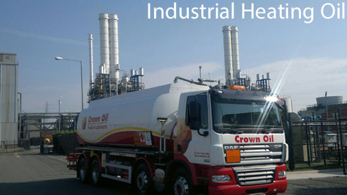 industrial heating oil supplier