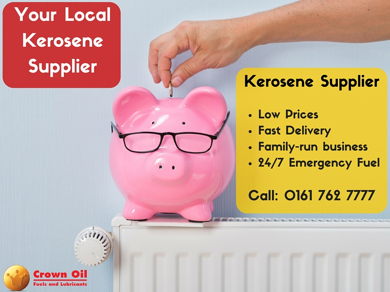Kerosene fuel supplier - North West England