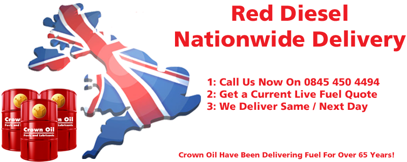 red diesel nationwide delivery