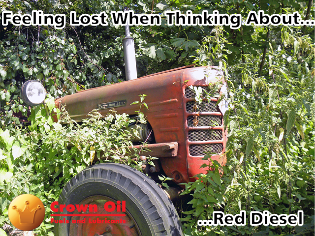 guide to red diesel