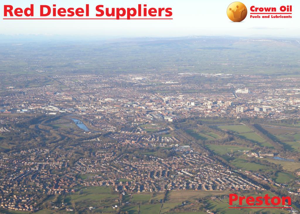 Red Diesel Suppliers Preston
