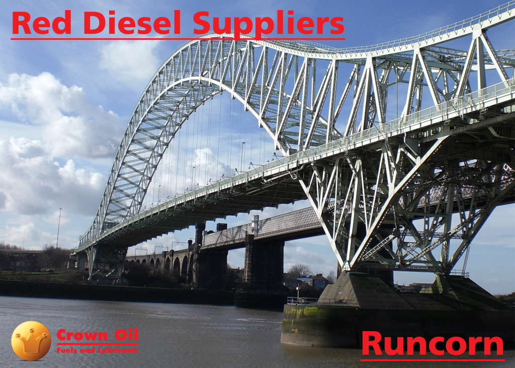 Red Diesel Suppliers Runcorn