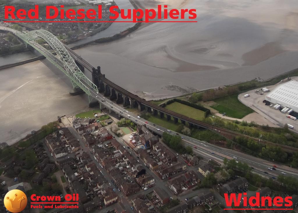 Red Diesel Suppliers Widnes
