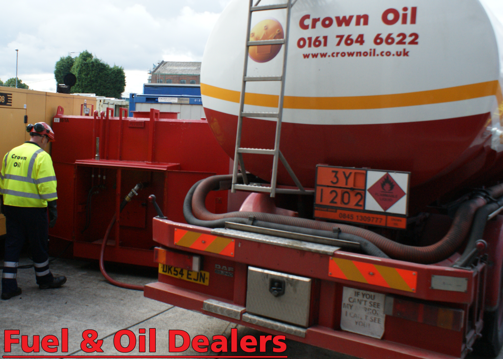Fuel and Oil Dealers