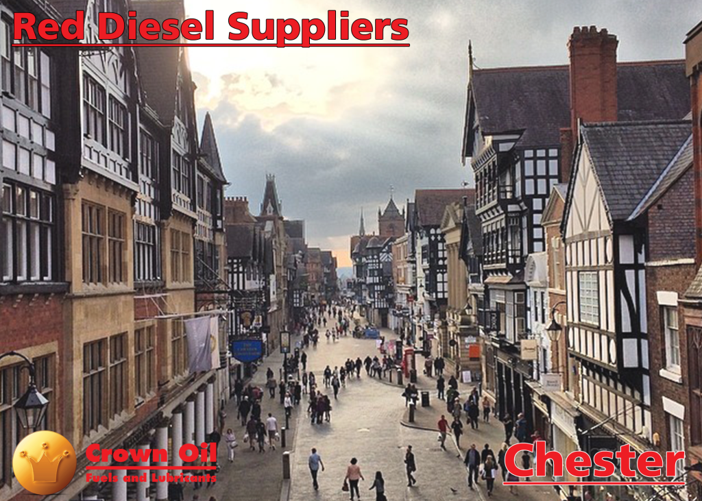 Red Diesel Suppliers Chester
