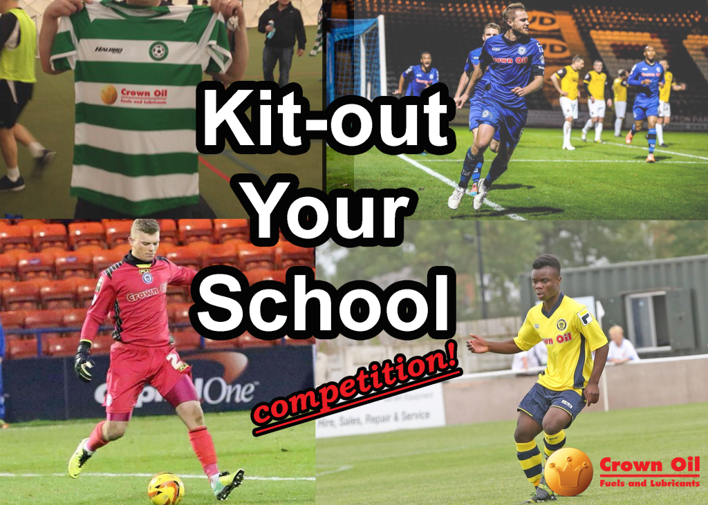 Kit-out Your School | Crown Oil
