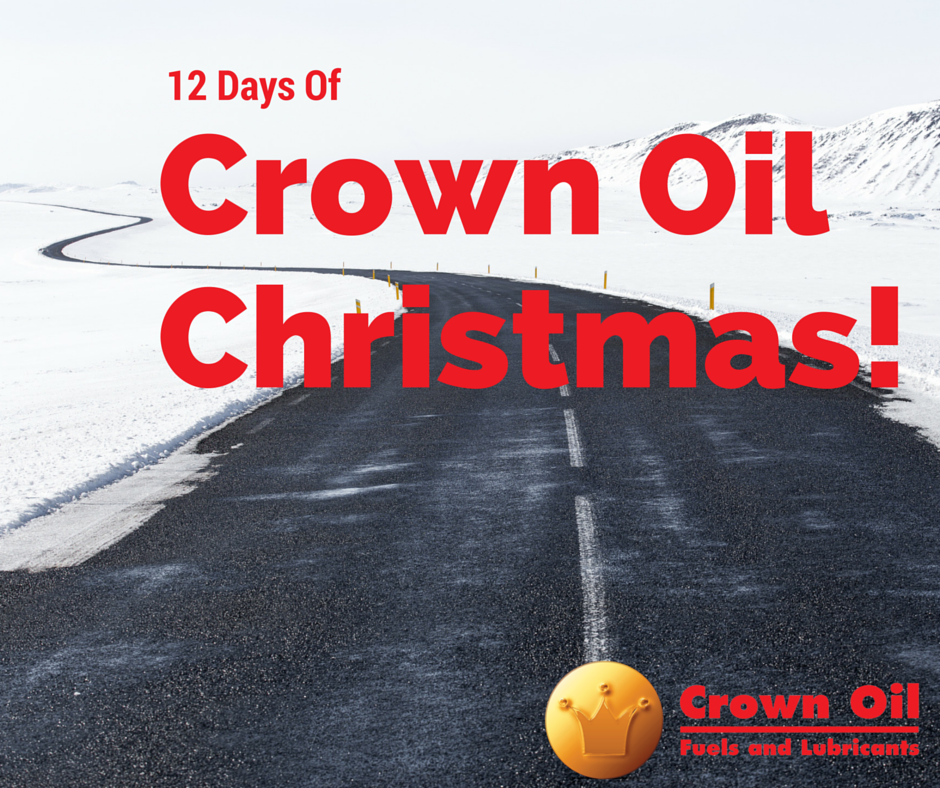 12 Days Of Christmas - Crown Oil