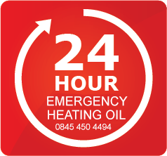 24-hour emergency heating oil