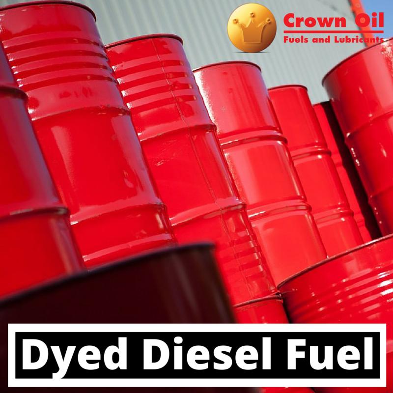 Dyed Diesel Fuel
