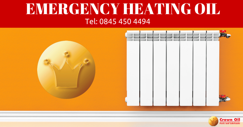EMERGENCY HEATING OIL