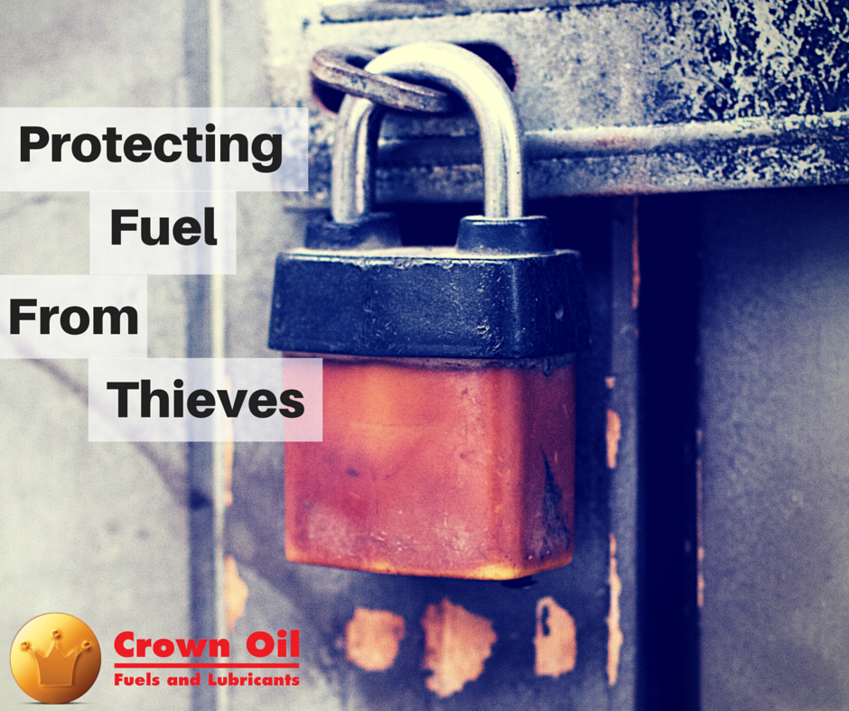 Red diesel, diesel and farm machinery thefts