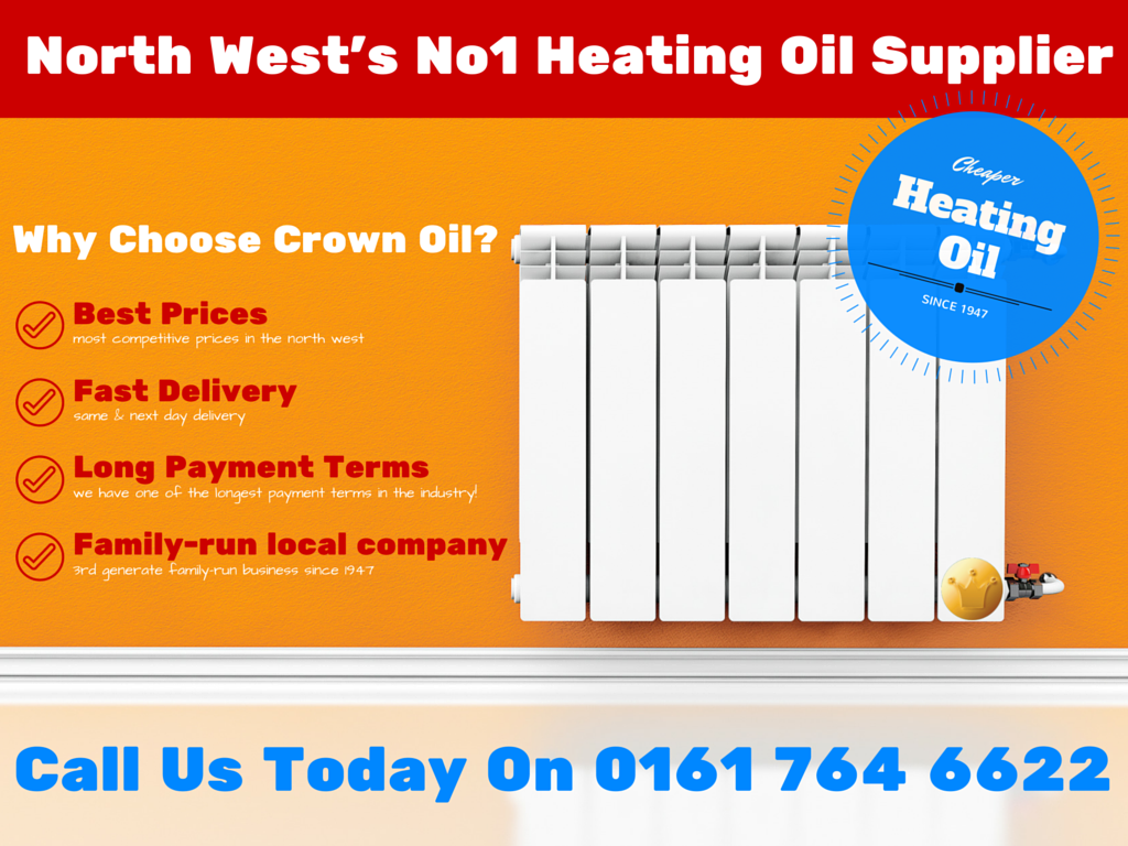 Heating Oil Supplier North West - Manchester