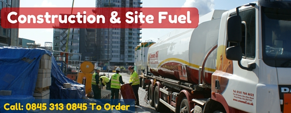 Construction Fuel & Site Fuel Supplier