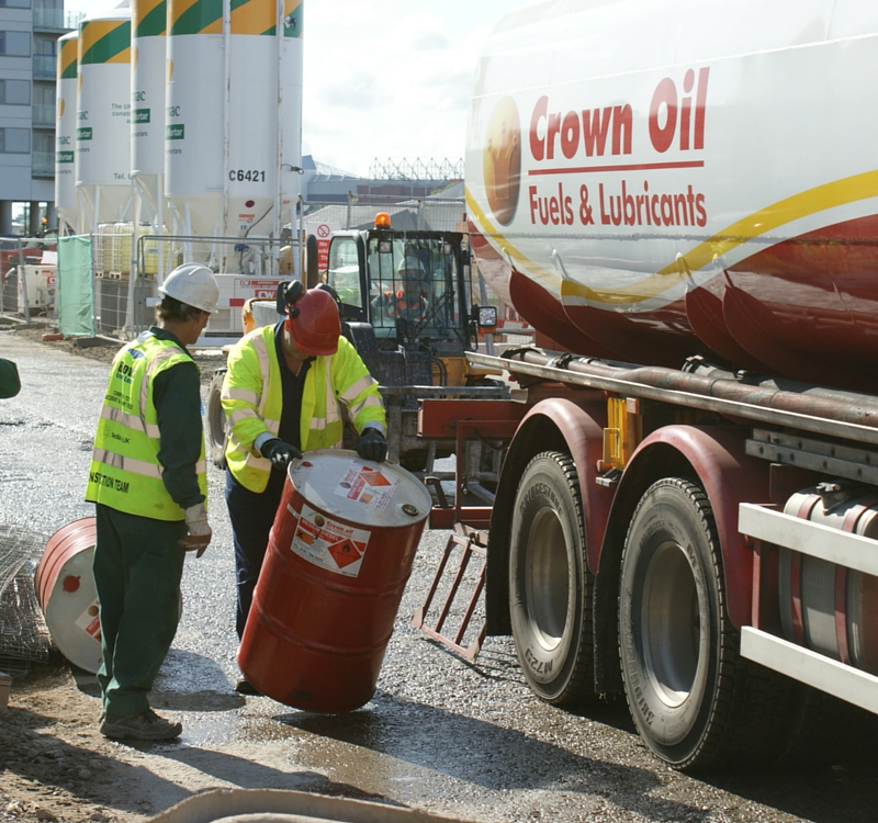 nationwide construction fuel supplier