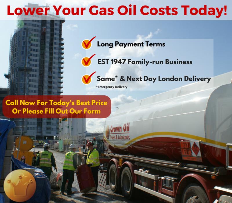 London Gas Oil Fuel Supplier
