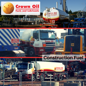 Construction fuel supplier