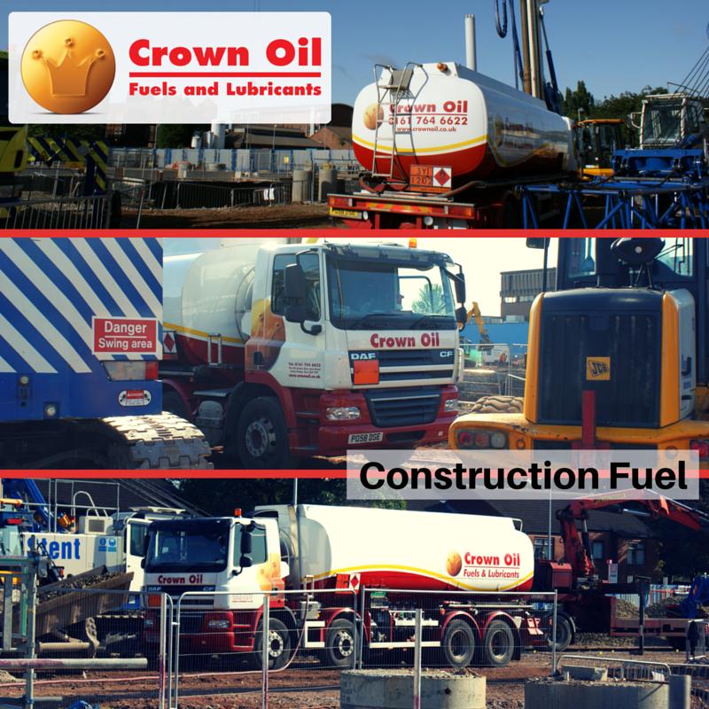 Construction fuel supplier
