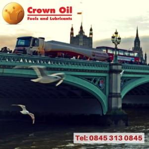 Gas Oil in London