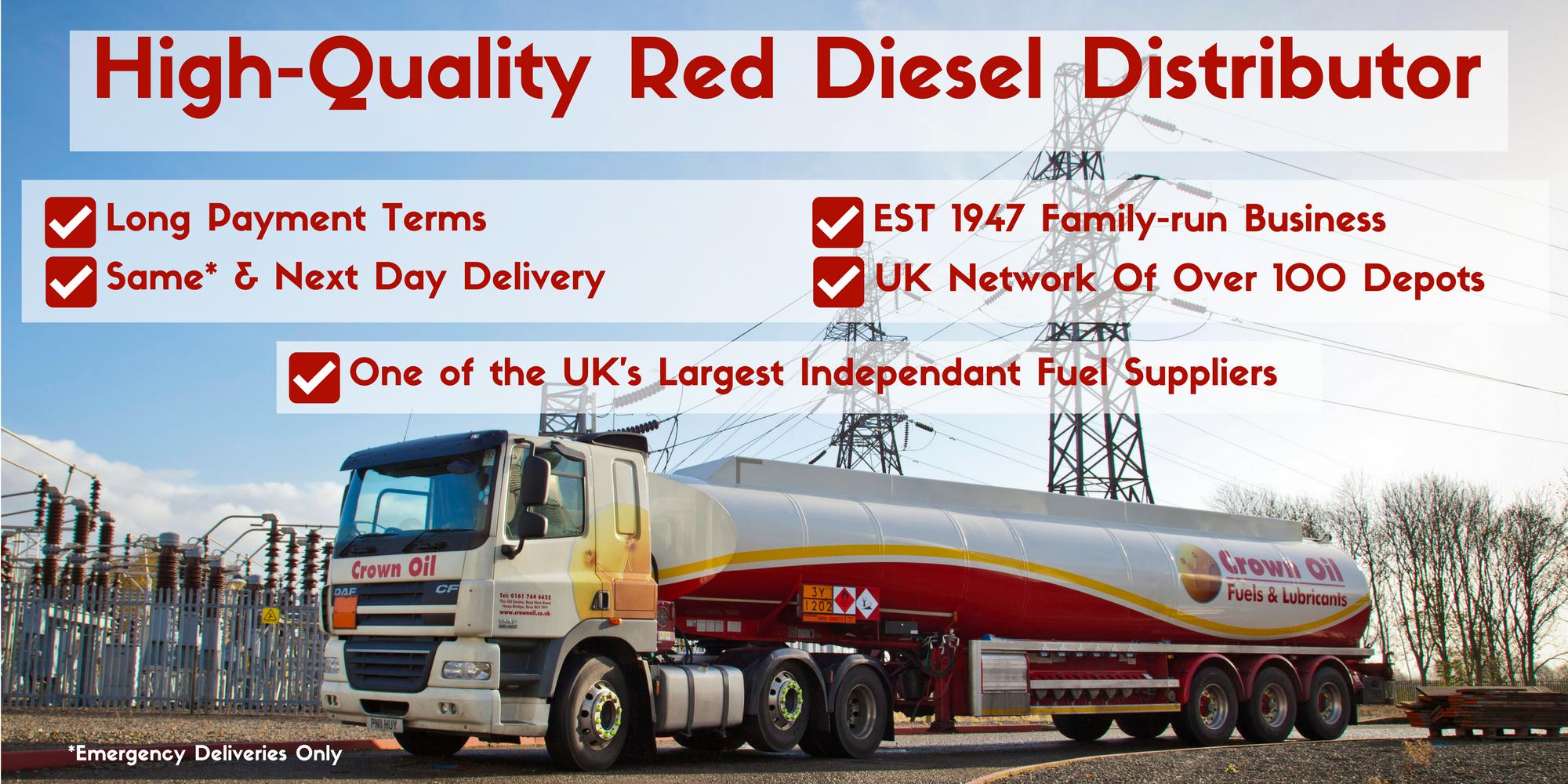 Red Diesel Price
