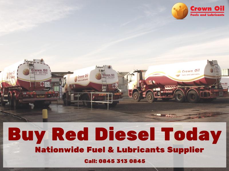 red diesel supply