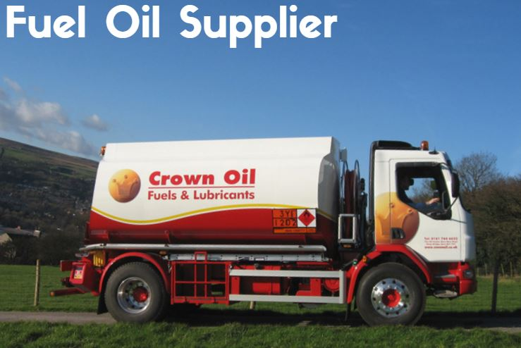 fuel oil supplier
