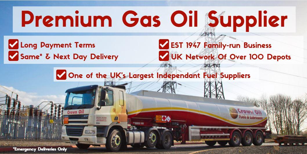 gas oil premium fuel supplier