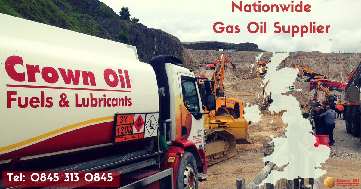nationwide gas oil supplier