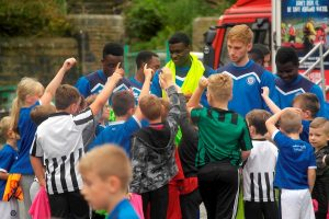 Rochdale AFC at Feelgood Festival