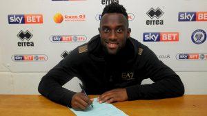 Jordan Slew signs for Rochdale AFC