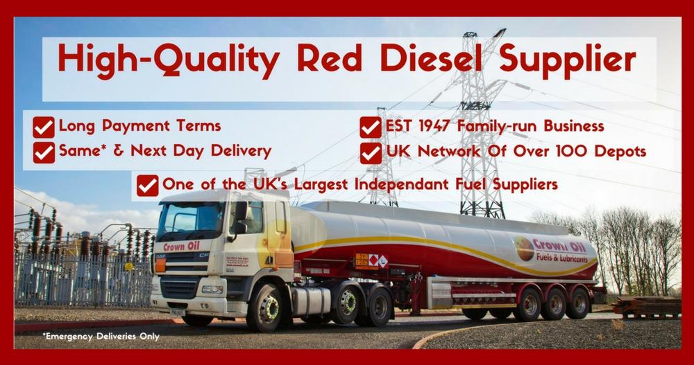 red diesel near me