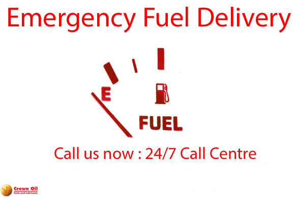 emergency red diesel fuel delivery