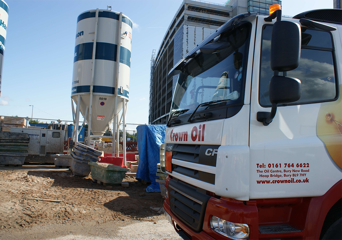 Construction Fuel