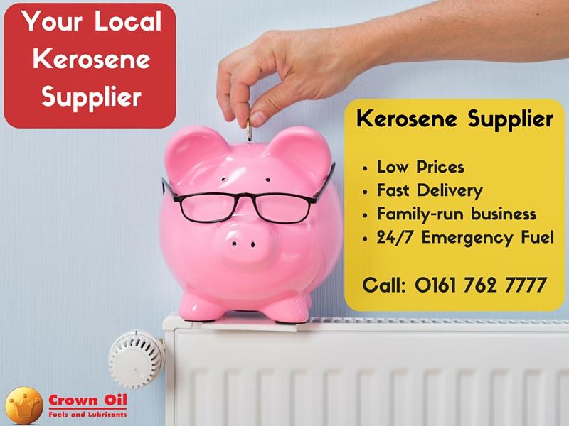 Kerosene Heating Oil Supplier